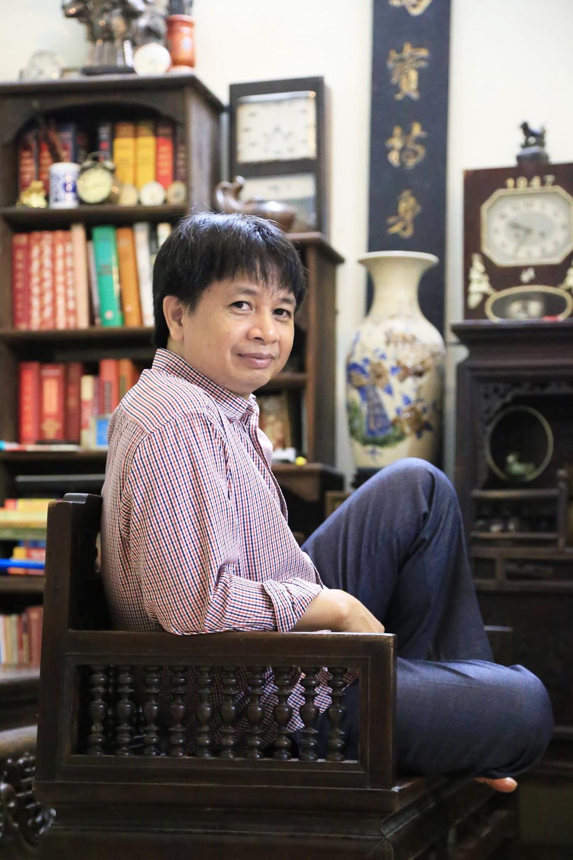 Tác giả Hoàng Tuấn Công
