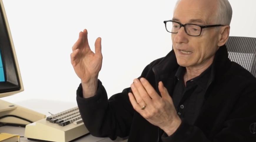 Theo ông Larry Tesler, niềm phấn khích từ việc chia sẻ những hiểu biết cho thế hệ sau chính là động lực giúp ông tiếp tục công việc của mình.