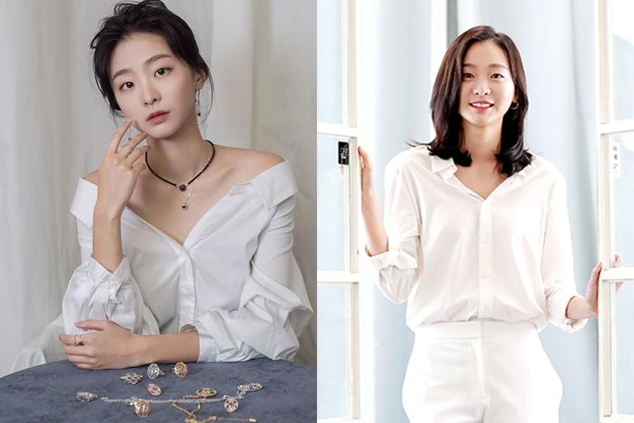 Kim Da Mi từng bị công chúng 'ném đá' vì sở hữu nhan sắc 'na ná' Kim Go Eun. Tuy nhiên, bằng thực lực của bản thân, cô đã chứng tỏ mình không phải là bản sao của bất kỳ ai.