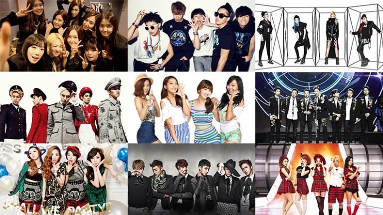 Làn sóng Hallyu thúc đẩy ngành công nghiệp thời trang Hàn Quốc phát triển.