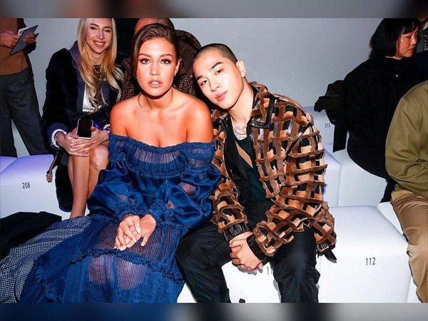 Taeyang là khách mời đặc biệt của nhà mốt Fendi trong show diễn thời trang của họ tại Milan mới đây.