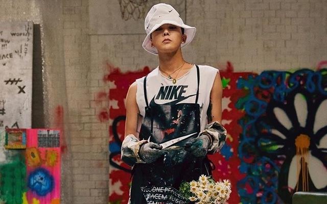 Mẫu giày Para-Noise do G-Dragon hợp tác cùng Nike cháy hàng trên toàn thế giới.