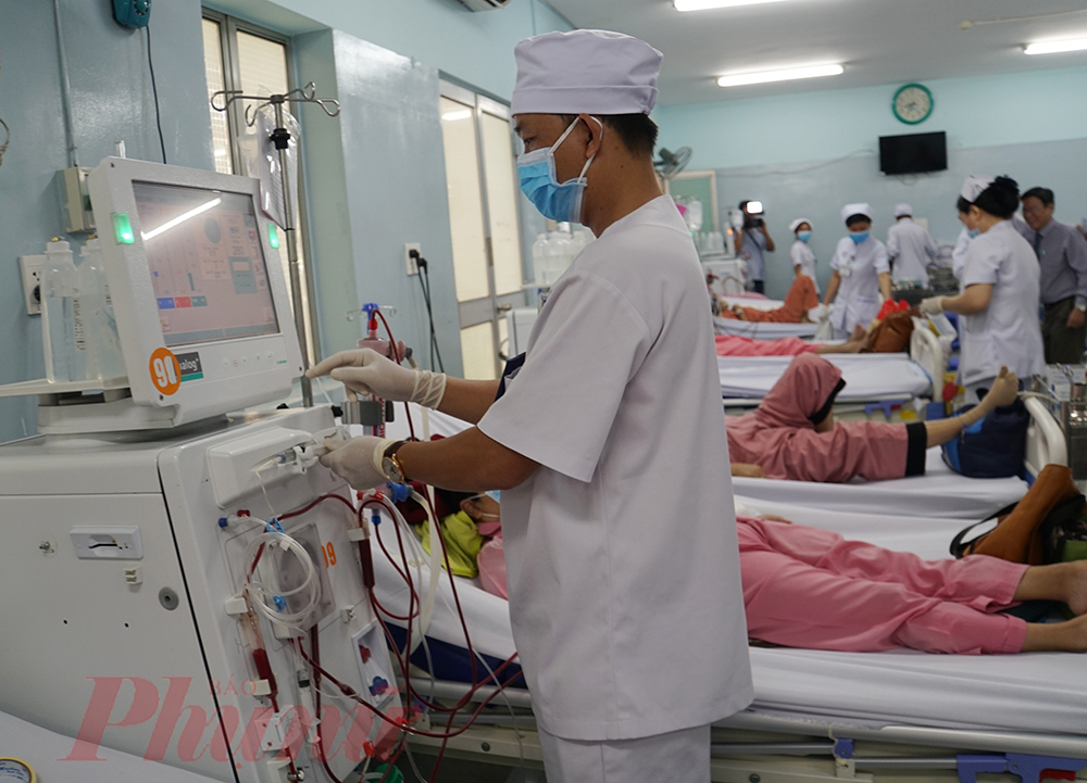 Việc áp dụng tiêu chuẩn ISO 9001:2015 sẽ giúp người bệnh được chăm sóc trong môi trường an toàn, giảm thiểu sai sót nhờ các quy trình hương dẫn cụ thể, góp phần cải thiện tình trạng quả của bệnh viện.