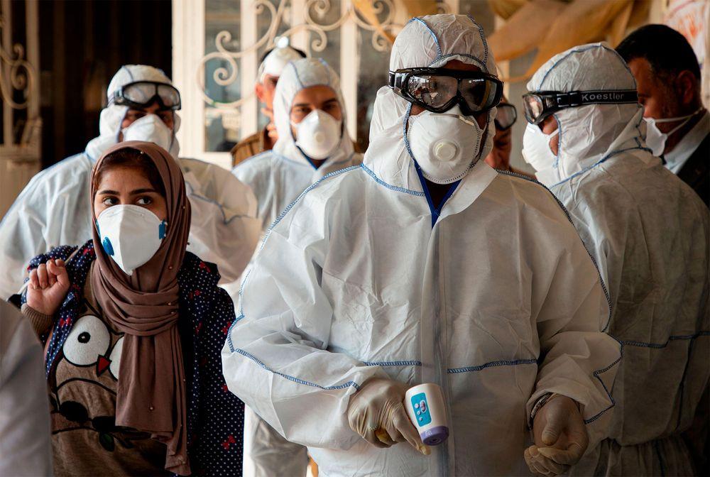 Số ca nhiễm coronavirus tăng mạnh ở Hàn Quốc, Iran và châu Âu