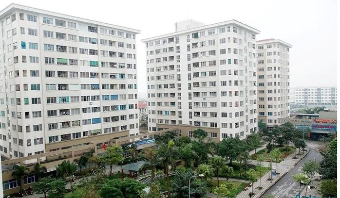 Bộ Xây dựng ban hành Thông tư 21/2019/TT-BXD về Quy chuẩn kỹ thuật quốc gia về nhà chung cư