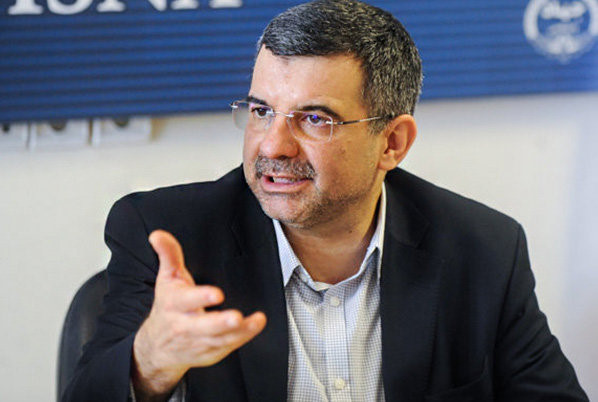 Thứ trưởng Bộ Y tế Iran Iraj Harirchi. Ảnh: BI