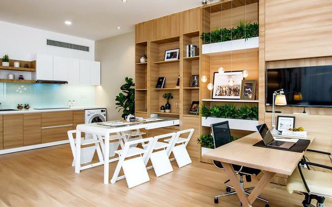 Quy chuẩn kỹ thuật quốc gia về nhà chung cư không cho phép bố trí bếp trong căn hộ officetl
