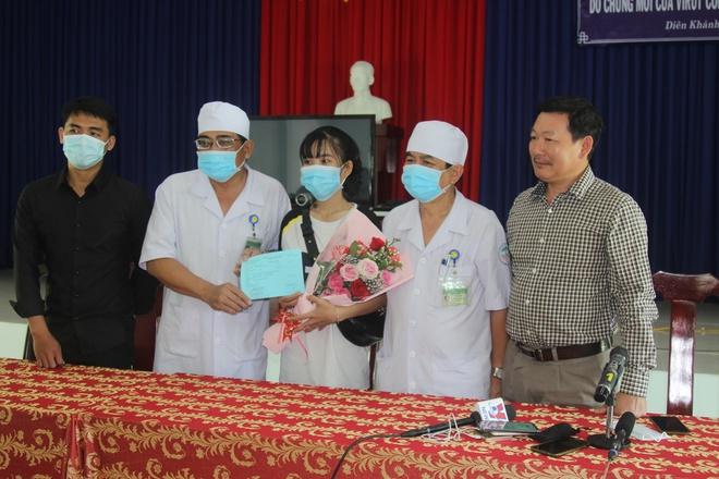Khánh Hòa là tỉnh đầu tiên công bố có dịch COVID-19, sau khi ghi nhận duy nhất 1 bệnh nhân (chị L.T.T.H, 25 tuổi, là nhân viên lễ tân khách sạn)