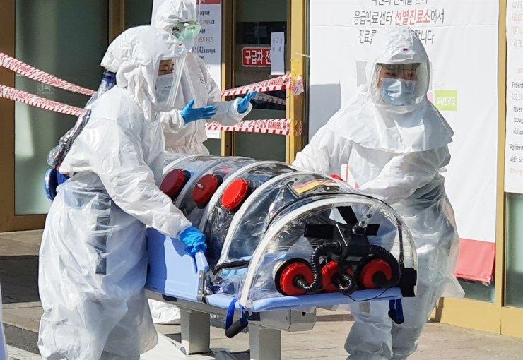 Hàn Quốc liên tiếp xác nhận hàng trăm ca nhiễm mới COVID-19 mối ngày.