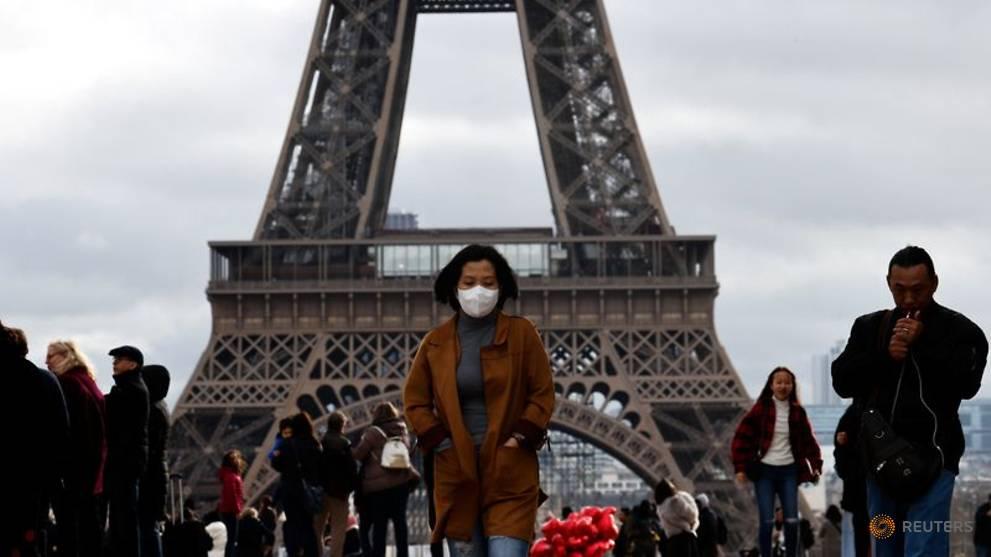 Pháp có công dân tử vong đầu tiên do CoVID-19, nhiều quốc gia châu Âu khác ghi nhận ca nhiễm đầu tiên.