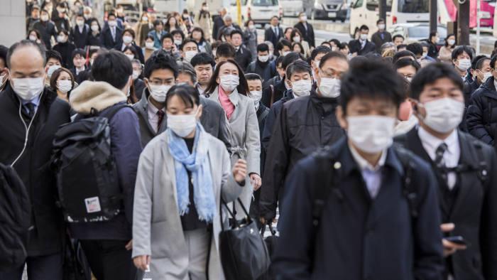 Nhật Bản đang cố gắng ngăn chặn việc lây nhiễm COVID-19 trong cộng đồng, đặc biệt là tại các thành phố lớn.