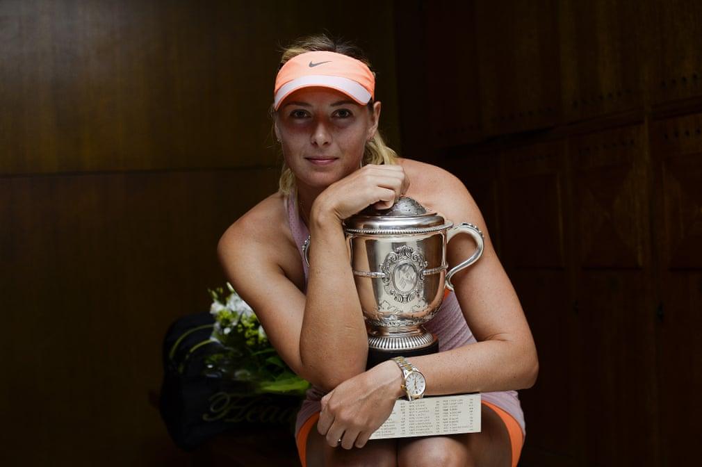 Năm 2014 Maria Sharapova vô địch giải Pháp mở rộng lần thứ hai, danh hiệu lớn cuối cùng của cô.