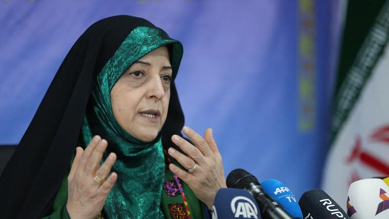 Truyền thông Iran đưa tin Phó Tổng thống Masoumeh Ebtekar xét nghiệm dương tính với coronavirus
