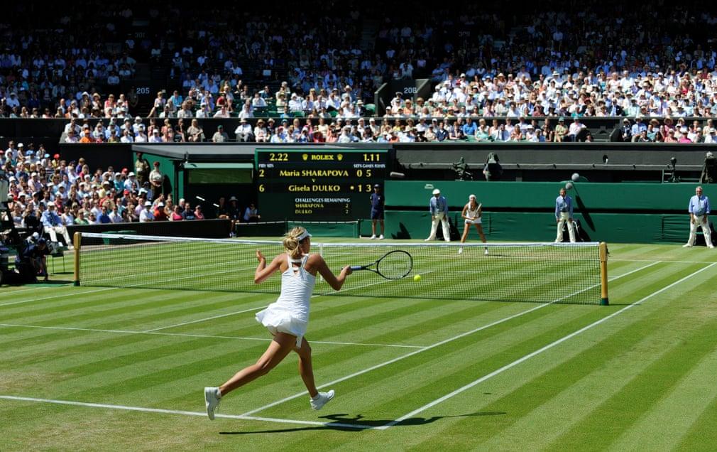 Một chấn thương vai vào tháng 8/2008 đã buộc cô rời khỏi tất cả các giải đấu trong phần còn lại của mùa giải, bao gồm Thế vận hội Bắc Kinh và giải Mỹ mở rộng, Wimbledon 2009 là giải đấu lớn thứ hai của cô sau khi trở lại sau phẫu thuật. Cô chơi như hạt giống thứ 24 và thất bại trong vòng hai trước Gisela Dulko sau ba ván đấu.