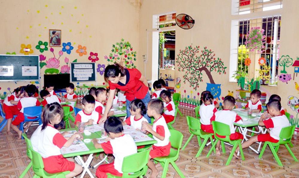 Về nguyên tắc, khi học sinh không đi học thì không được thu học phí (ảnh minh họa)