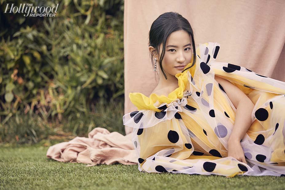 Lưu Diệc Phi vượt qua 1.000 ứng viên để vào vai Hoa Mộc Lan.