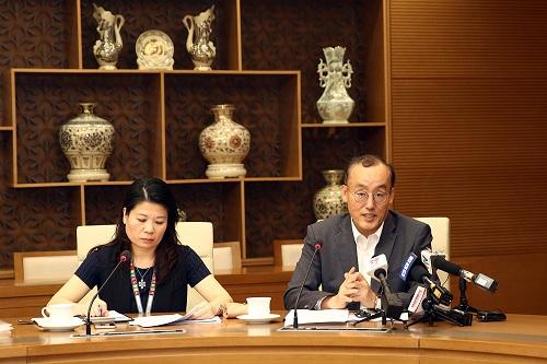 Ông Kidong Park - đại diện WHO tại Việt Nam.