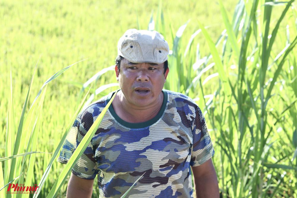 Anh Võ Minh Trung (xã Thạnh Trị, huyện Gò Công Tây, tỉnh Tiền Giang) chia sẻ: