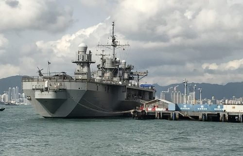 Hải quân Mỹ cáo buộc chiến hạm Trung Quốc bắn laser vào máy bay do thám của Mỹ trên biển Thái Bình Dương.