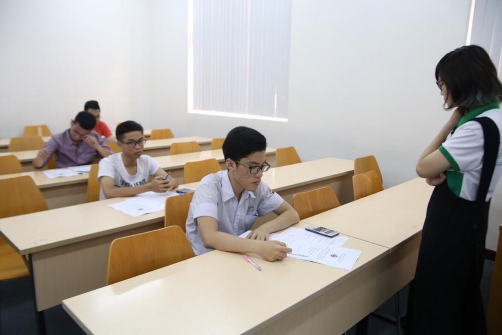 Đại học Quốc gia TP.HCM đã lùi thời gian thi đánh giá năng lực.