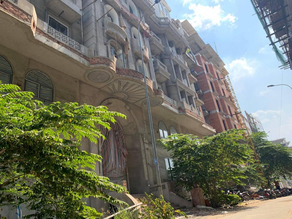 Các công trình sai phạm tại phường Thảo Điền gần 2