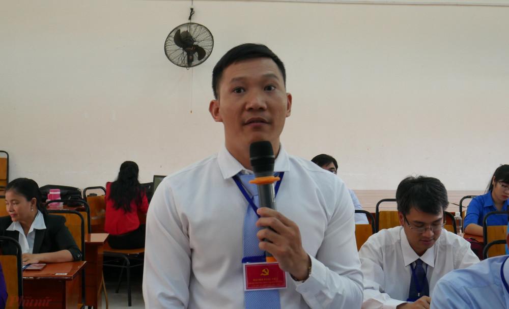 anh Đinh Văn Minh