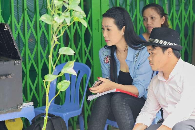 NSƯT Trịnh Kim Chi bắt tay vào việc sản xuất sản phẩm YouTube sau thời gian dài gắn bó sân khấu