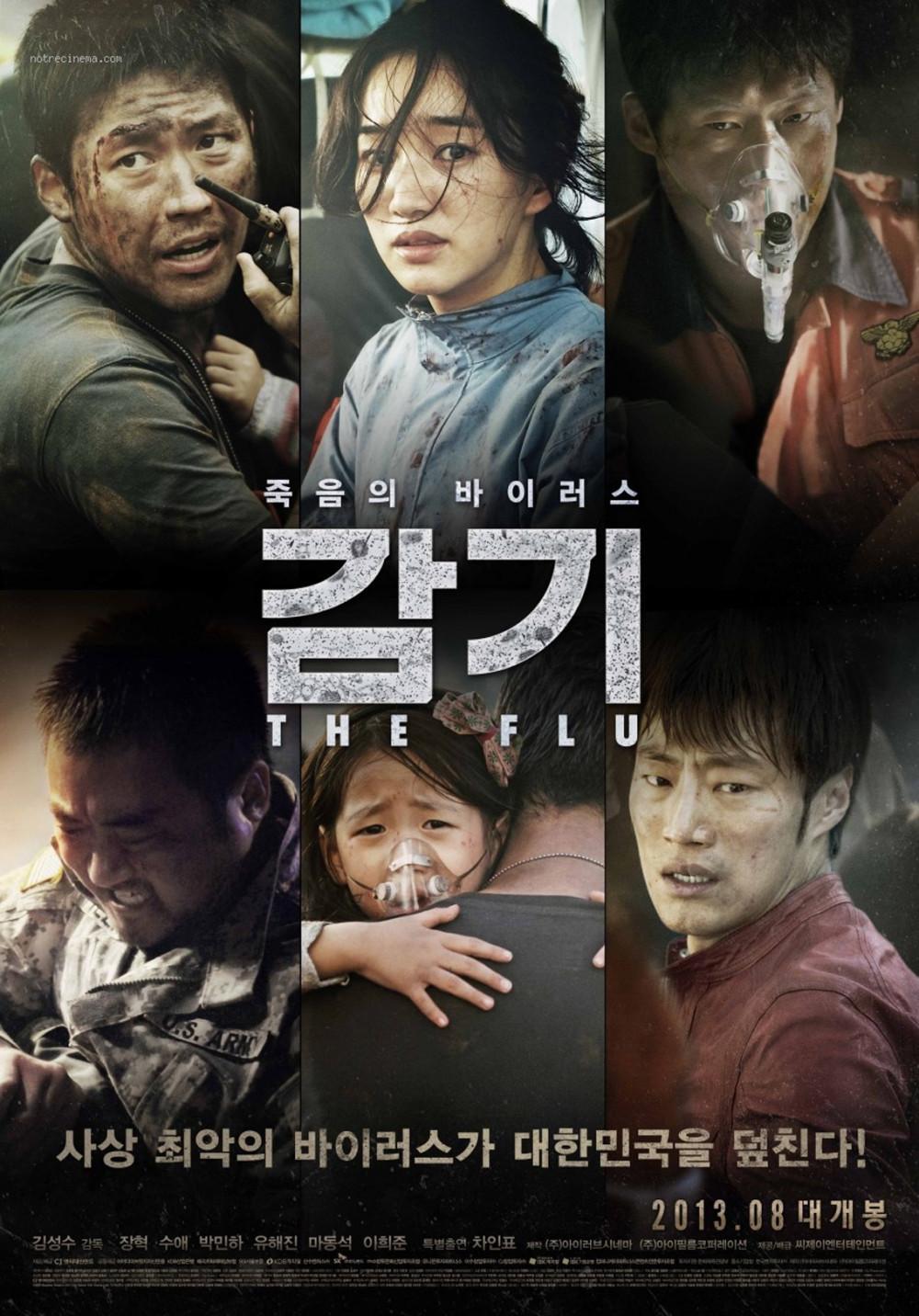 The Flu (Đại dịch cúm) - bộ phim Hàn Quốc đang được nhiều người tìm xem lại trong bối cảnh đại dịch COVID-19 bùng phát ở thời điểm hiện tại