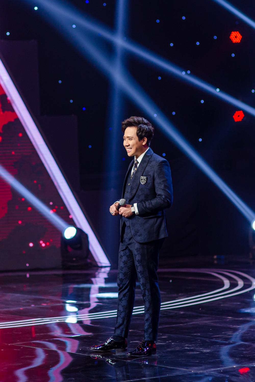 Trấn Thành cũng được chú ý khi đảm nhận vai trò MC cho nhiều chương trình.