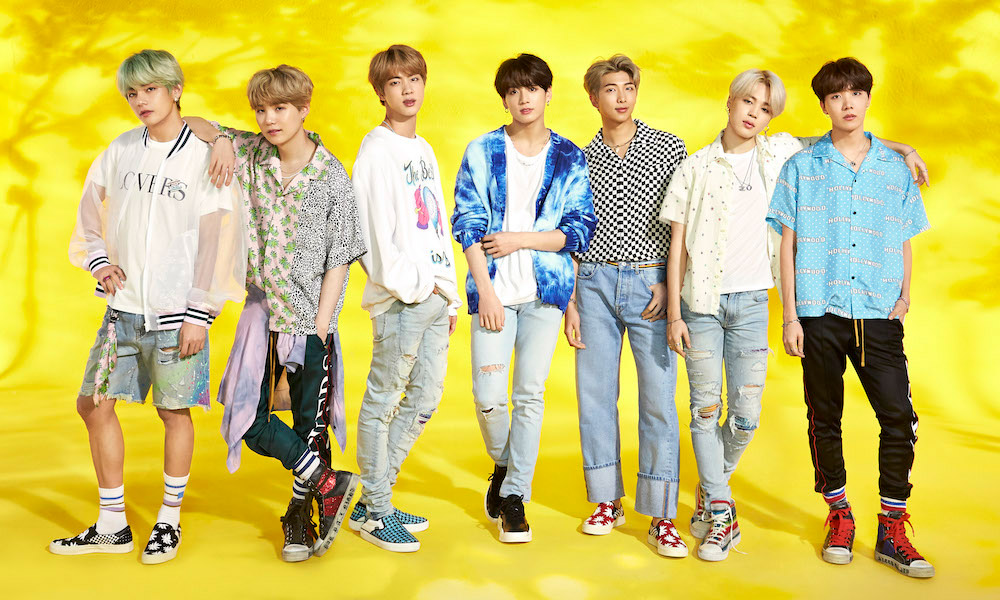 BTS được xem là nhóm nhạc thành công nhất hiện tại của Kpop.