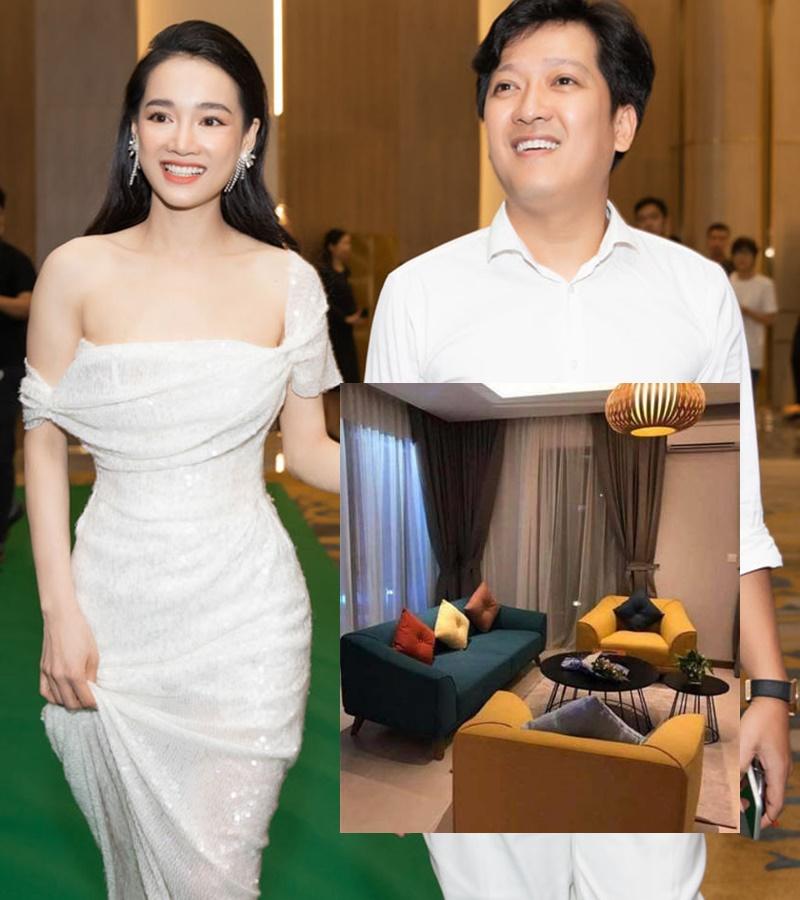 Ngoài ra, Trường Giang còn mua một căn hộ tiền tỷ để tặng vợ khi cả hai kết hôn.