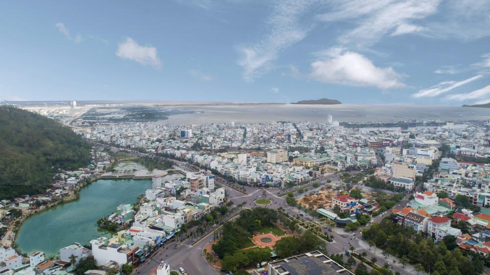 Phân khúc căn hộ tại trung tâm phố biển Quy Nhơn thu hút sự quan tâm của nhiều khách hàng và nhà đầu tư