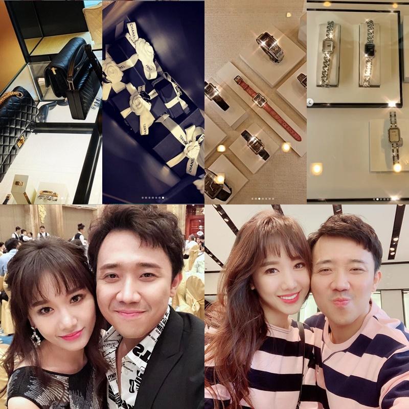 Trần Thành cũng là một nam nghệ sĩ nổi tiếng chiều vợ.