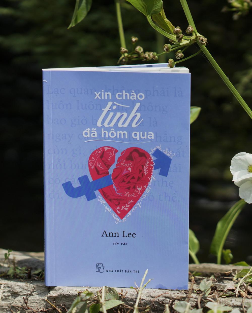 Tựa sách mới của tác giả Ann Lee