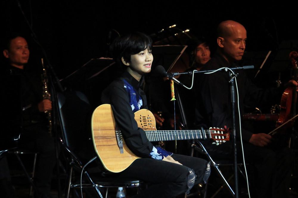 Lê Cát Trọng Lý năm nay tổ chức concert ở 2 điểm Hà Nội và Sài Gòn.