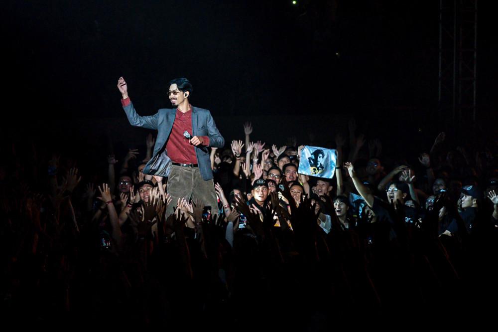 Rapper Đen Vâu và show 10 năm là cột mốc đáng nhớ không chỉ với nam ca sĩ mà với cộng đồng những khán giả yêu mến anh.