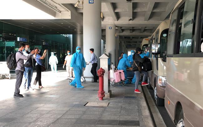 Sân bay Cần Thơ thường đón các chuyến bay từ Hàn Quốc đến Việt Nam