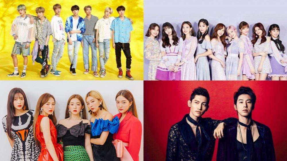 Hàng loạt nhóm nhạc xứ kim chi hủy bỏ lịch trình tại Nhật Bản.