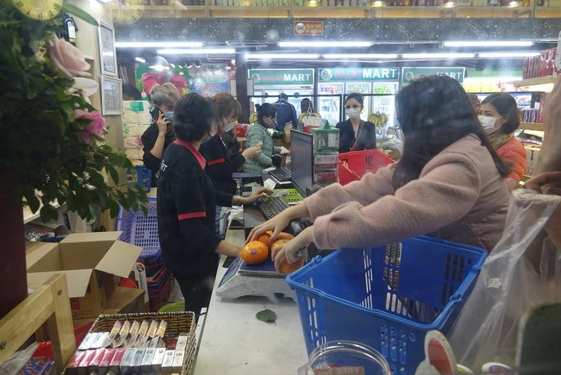 Đã có nhiều kịch bản đảm bảo hàng hóa thiết yếu cho người dân Hà Nội