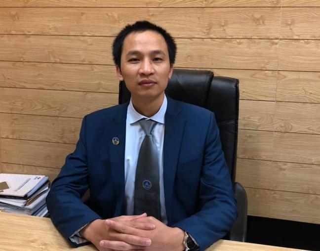 Luật sư Lê Văn Hồi - Giám đốc Công ty luật My Way.