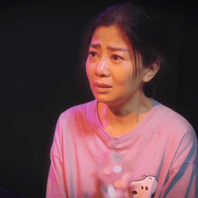 Mai Phương với vai người mẹ trong phim của Tuấn Trần.