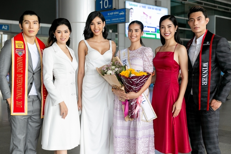 Đương kim Miss Supranational đến Việt Nam vào sáng 10/3