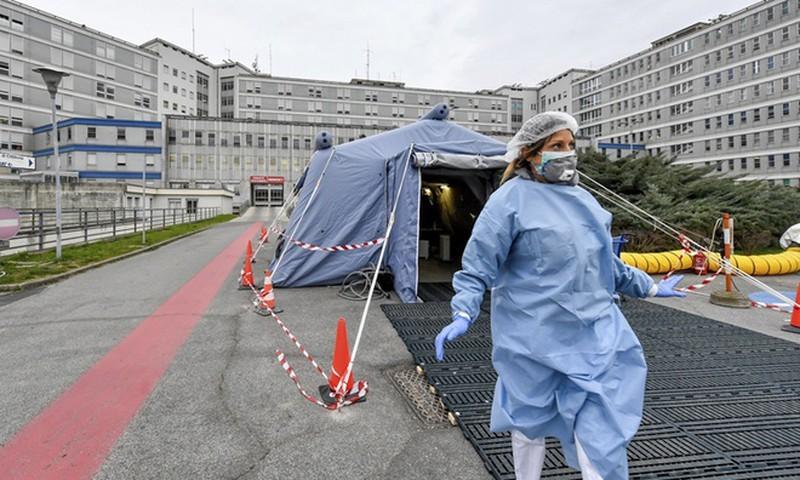 Số ca nhiễm COVID-19 tại ý vượt quá 9.000 người.