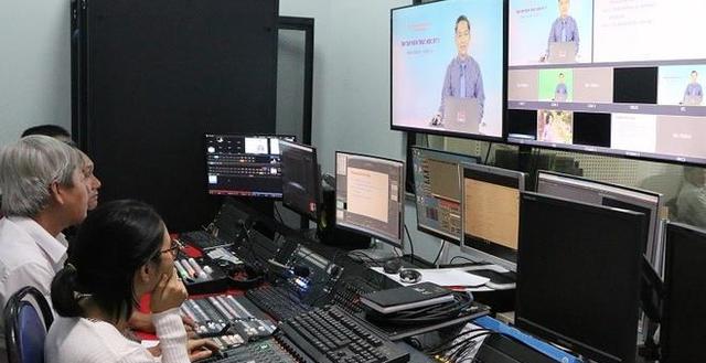 Một số địa phương đã triển khai dạy học qua truyền hình cho học sinh cuối cấp