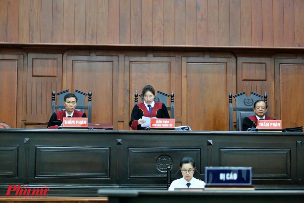Phiên tòa phúc thẩm ngày 10/3.