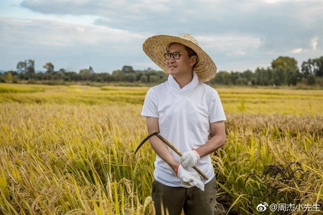 Châu Kiệt bỏ showbiz, gắn bó với nghề nông nhiều năm qua