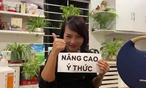 Thái Thùy Linh truyền tải thông điệp nâng cao ý thức qua Ông bà anh thời COVID-19