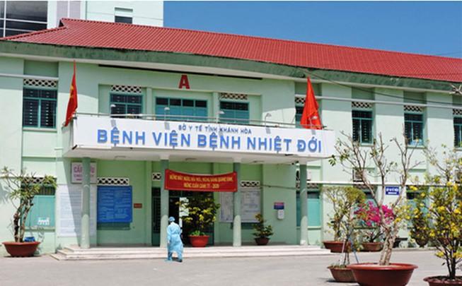 Chị P. được cách ly tại Bệnh viện Nhiệt đới Khánh Hoà trước ngày cưới.