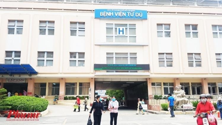 Bệnh viện Từ Dũ nơi chị T.M.K. đã cắt bỏ tử cung dị dạng cách đây 4 năm
