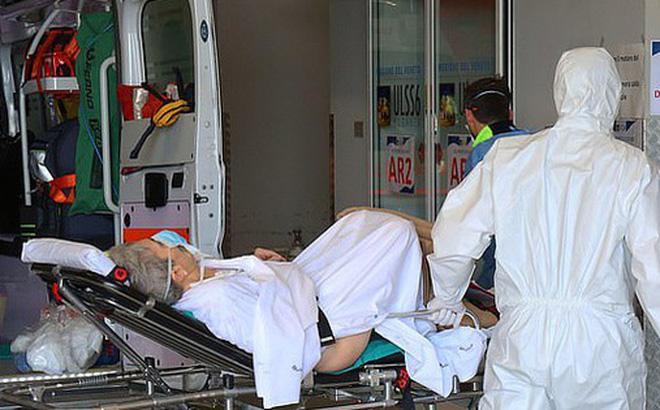 Số ca tử vong và nhiễm mới tăng cao kỷ lục tại Ý.